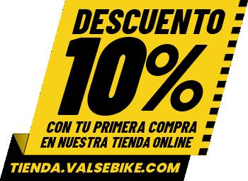 10% descuento en nuestra tienda online